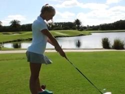 De jugar al golf a trincármela en el hotel de sus padres - Videos XXX